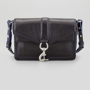 Rebecca Minkoff Hudson Moto Mini Crossbody Bag